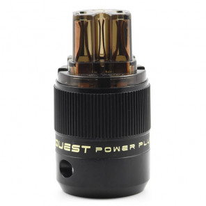 SonarQuest SE-RC(D) Red Copper Series HiFi Audio Grade IEC AC Power Connector